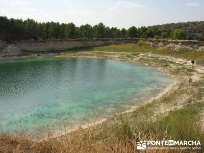 Lagunas de Ruidera; lagos de sanabria